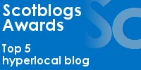 Scotblogs Awards - Top 5 hyperlocal blog
