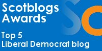 Scotblogs Awards - Top 5 Liberal Democrat blog